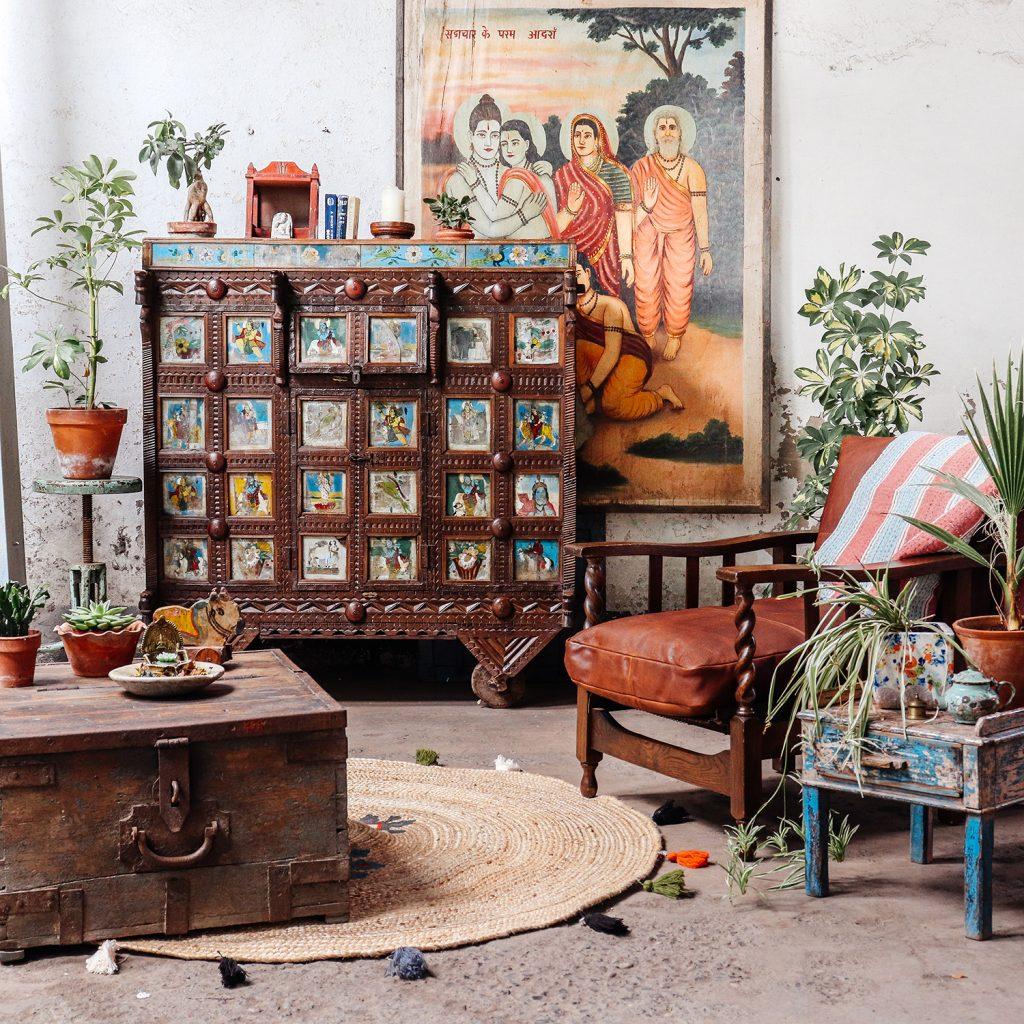 indian summer interiors