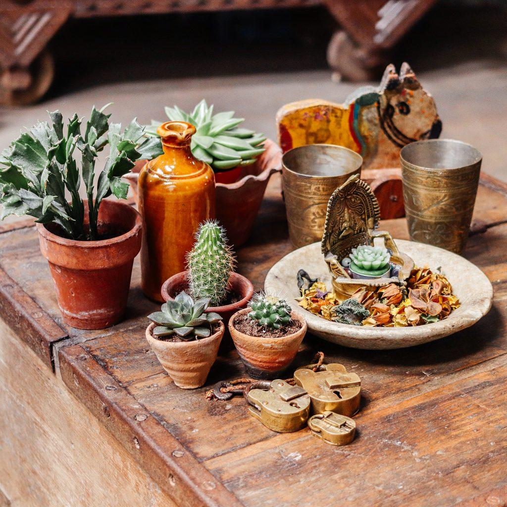 Indian Summer Tableware
