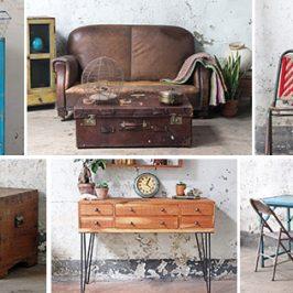Vintage Furniture Sale Now On at Scaramanga