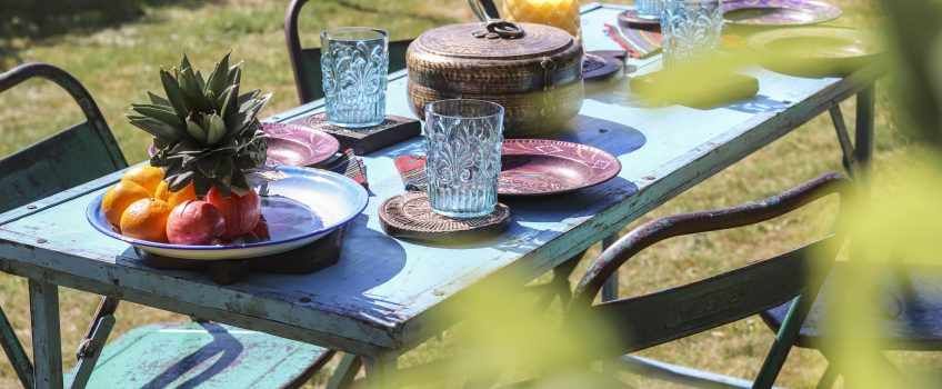 Add Vintage Character To Your Garden | Scaramanga Outdoor Furniture