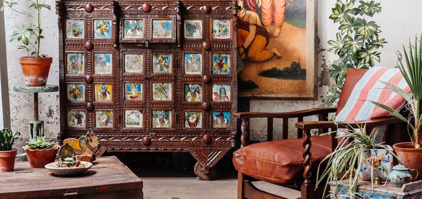 Indian Summer: Ethnic Interiors Chic