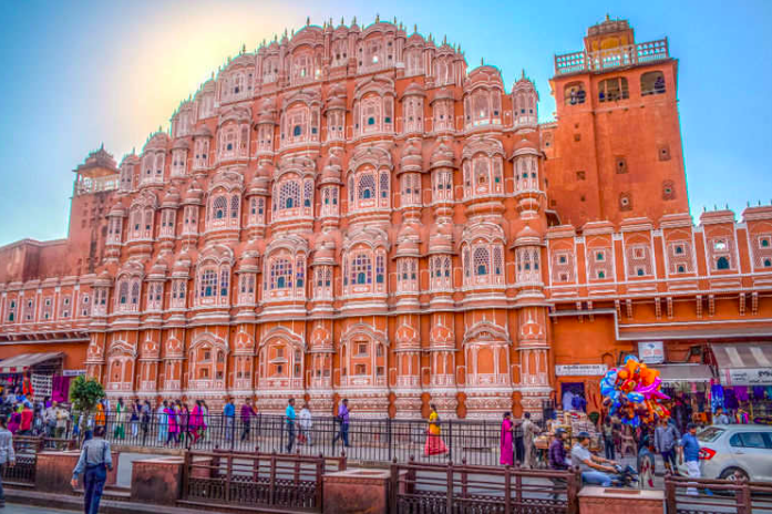 Jaipur, walled city