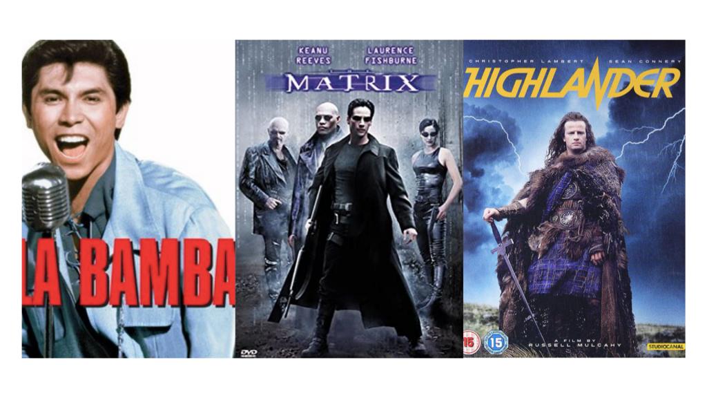 Graeme favourite films