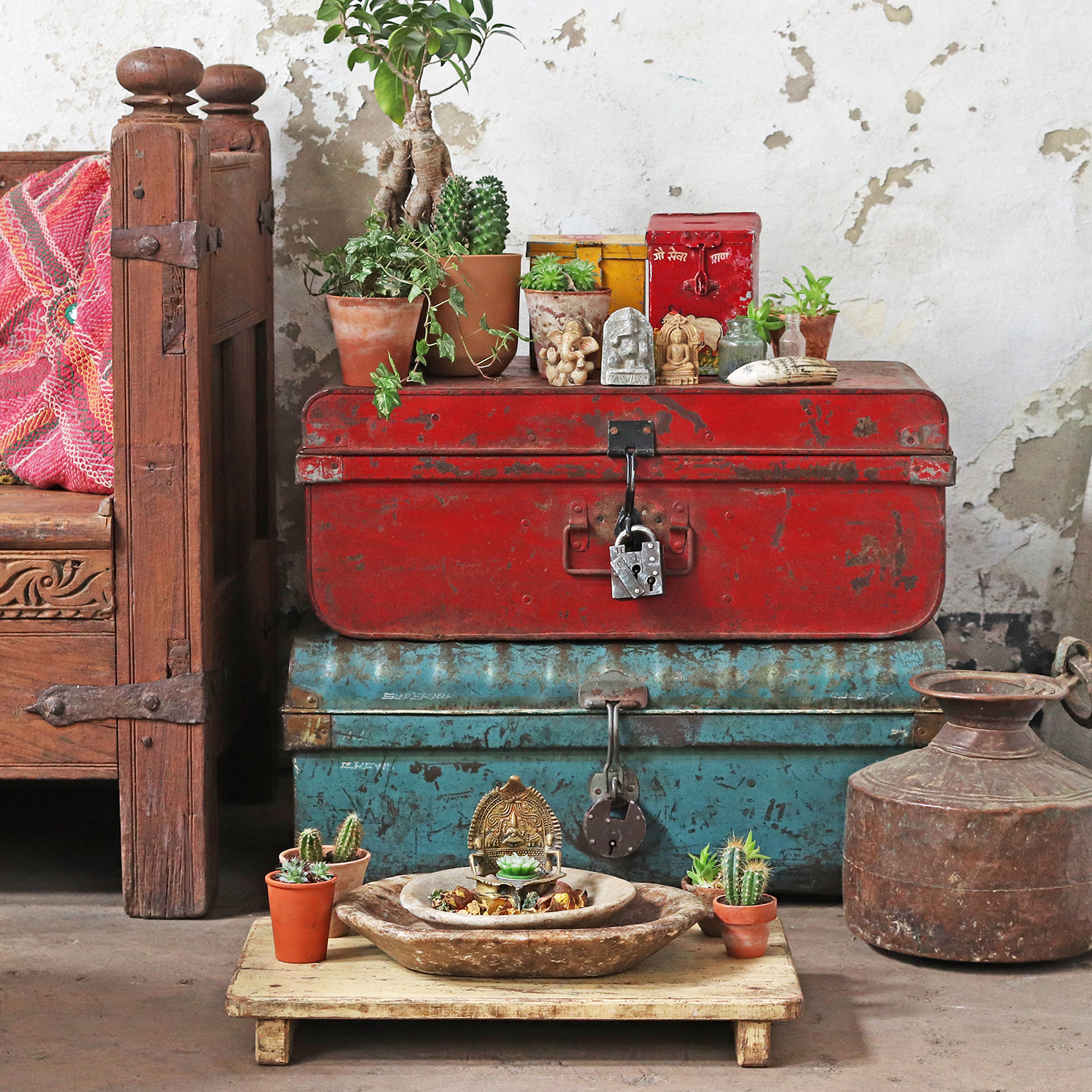 The perfect addition to your Indian summer interiors
