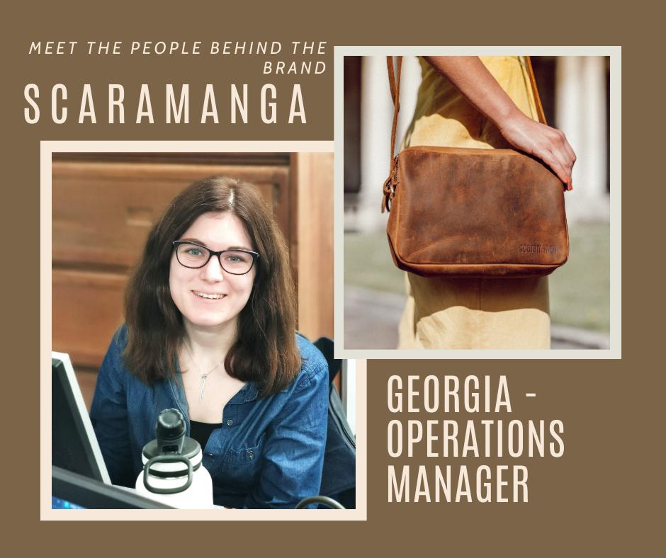 behind the scenes - Georgia