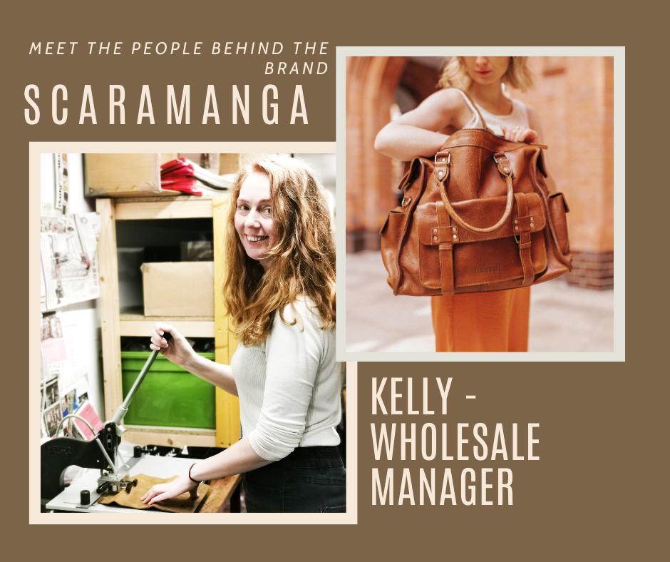 Meet the team - Kelly our whoelesale manager