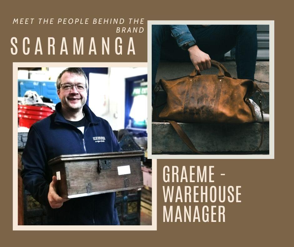 meet the team behind Scaramanga, today we have graeme