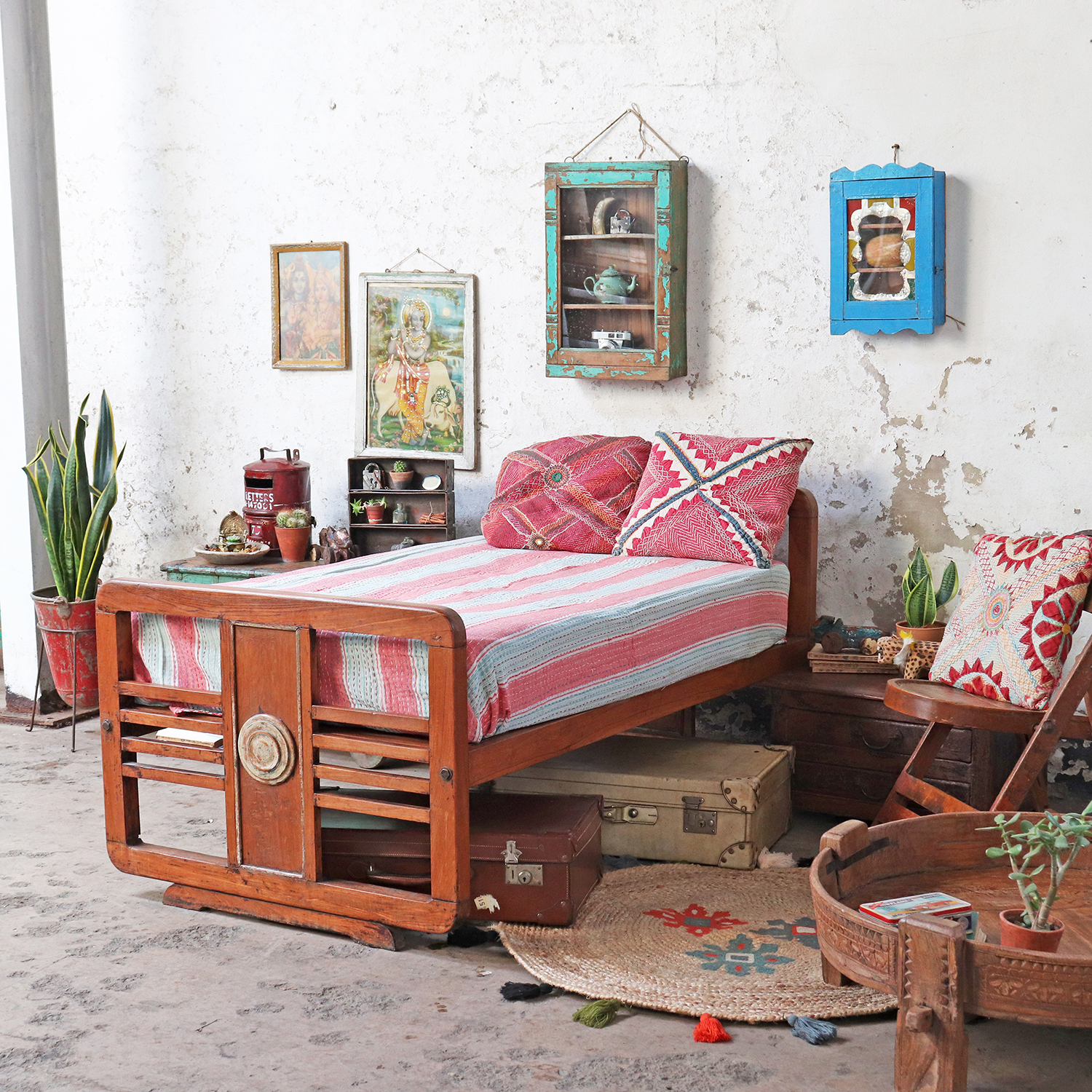 Our first interior style of 2021, Rustic Vogue