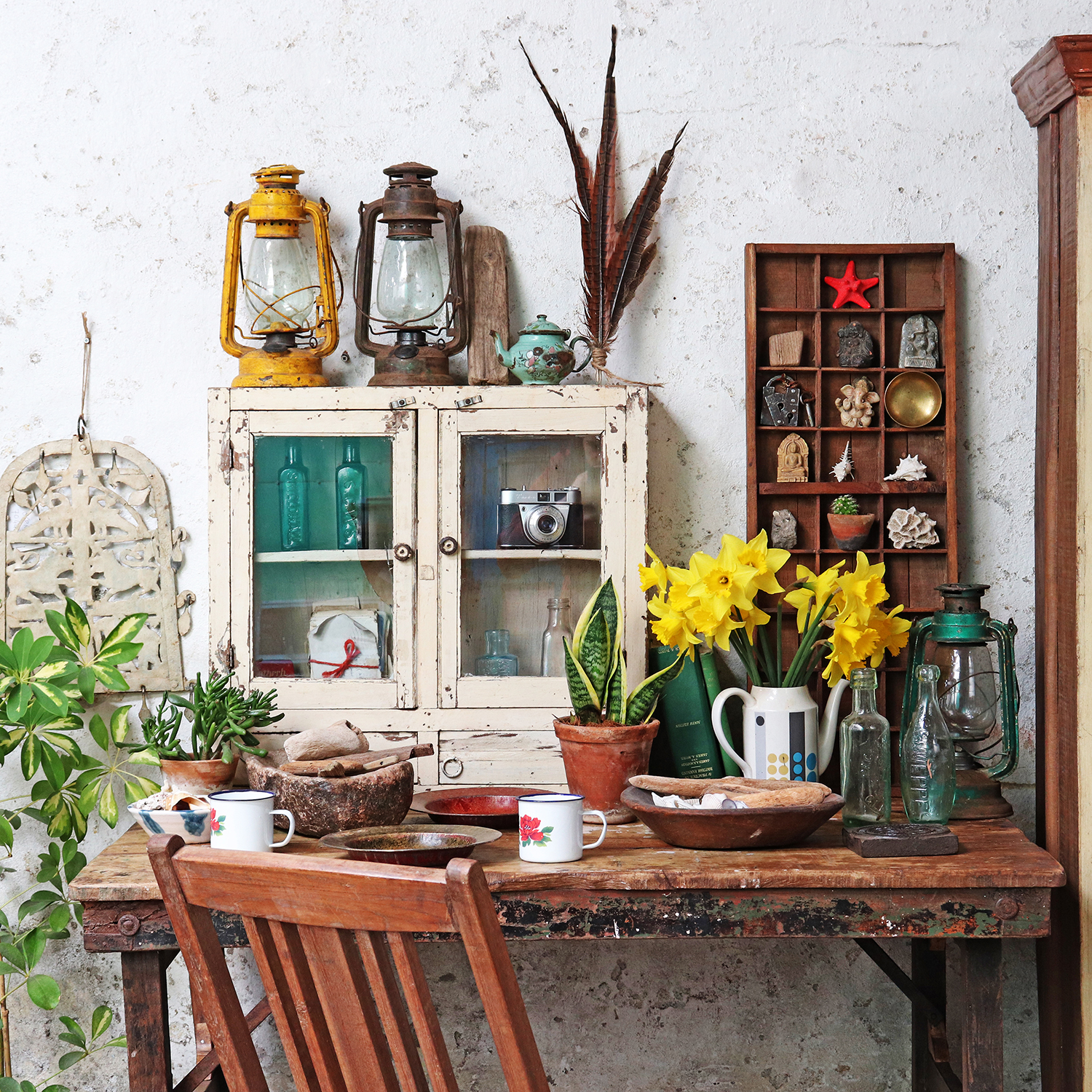 feature some rustic charm in your home with our cottagecore edit