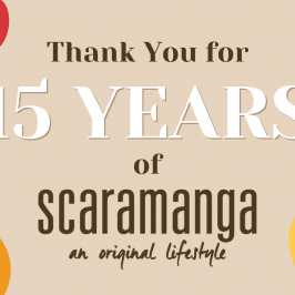 It's Our Birthday! Thank You for 15 Years!