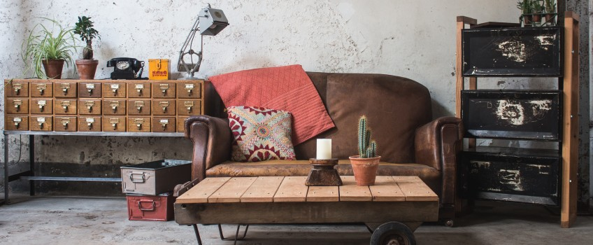 Industrial Interior Design Style For Homes By Scaramanga