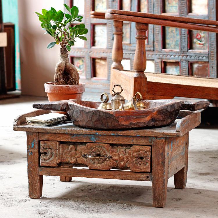 Vintage merchant's table vintage furniture