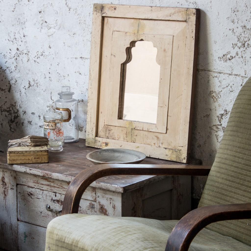 vintage upcylced mirrors