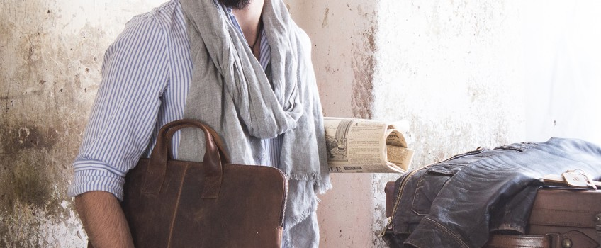 The Best Leather Business Bags by Scaramanga