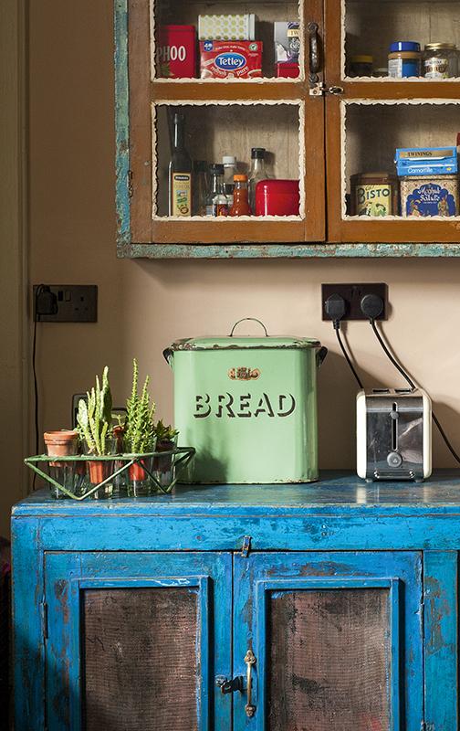 vintage kitchen storage unitss