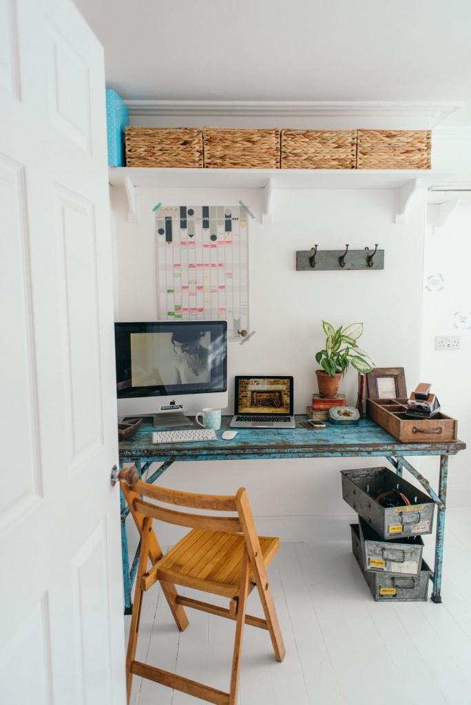 Scaramanga Vintage Office Furniture + photosbyzoe