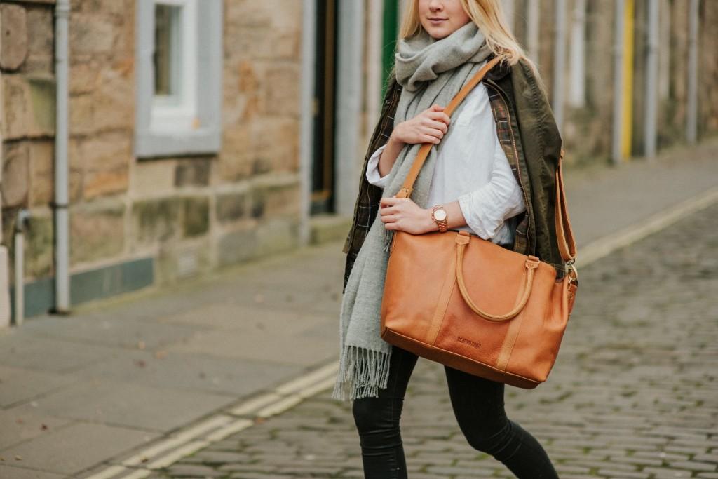 scaramanga womens handbag
