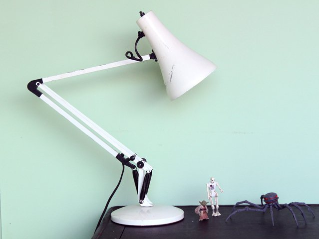 Vintage Anglepoise Lamp, £70