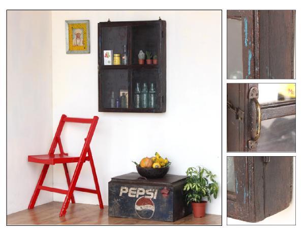 Vintage cabinet (£165)