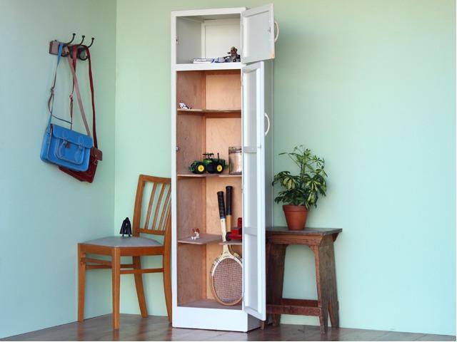 Remply Vintage Broom Cupboard, £150