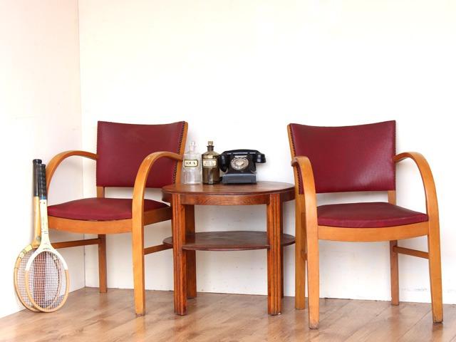 Retro Armchairs, £160 per pair