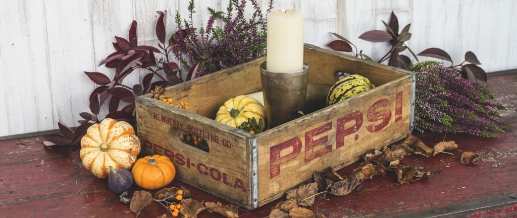 old pepsi crate