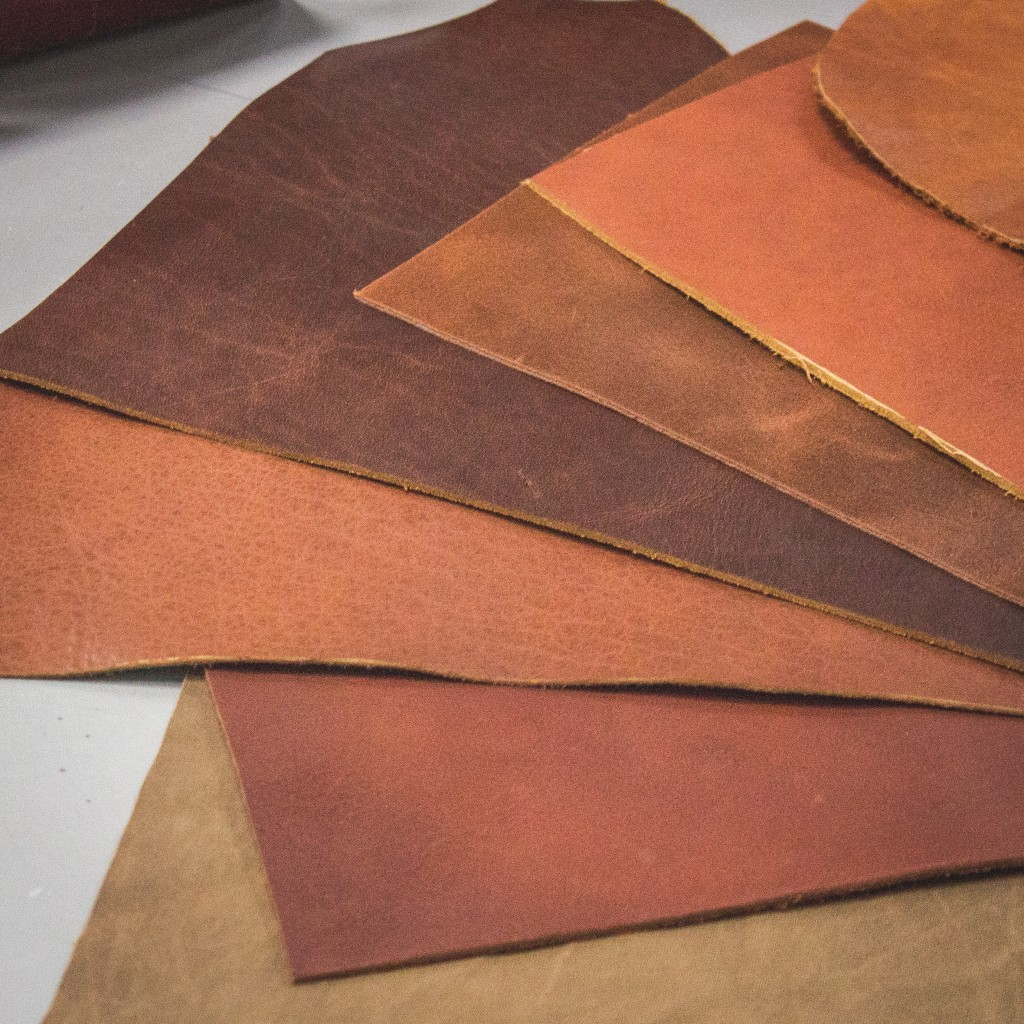 ethically sourced leather