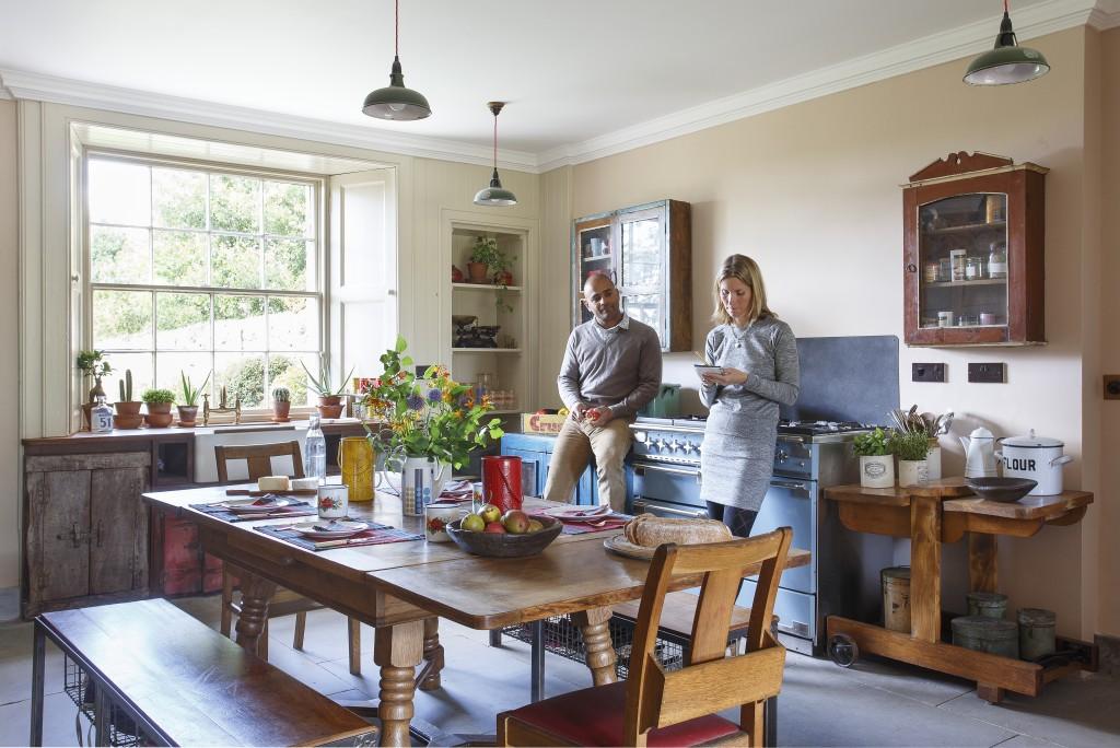 scaramanga vintage kitchen furniture