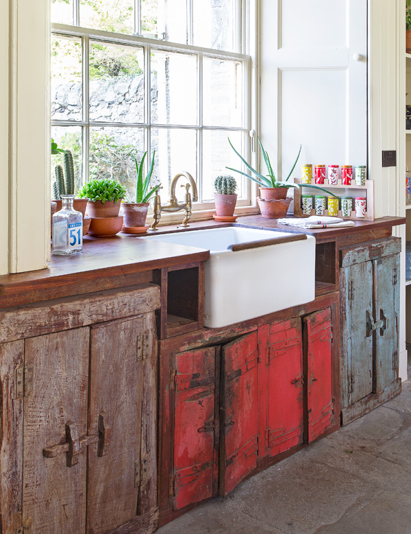 Vintage Kitchen Ideas Using Reclaimed Materials Amp Eclectic