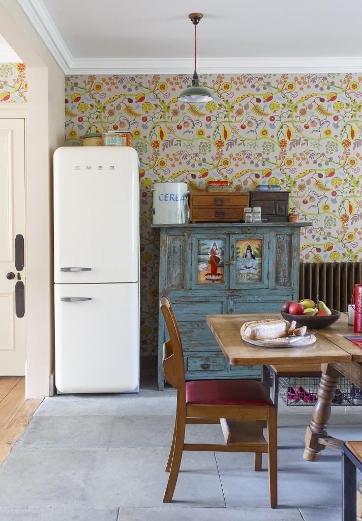 vintage kitchen interiors by scaramanga