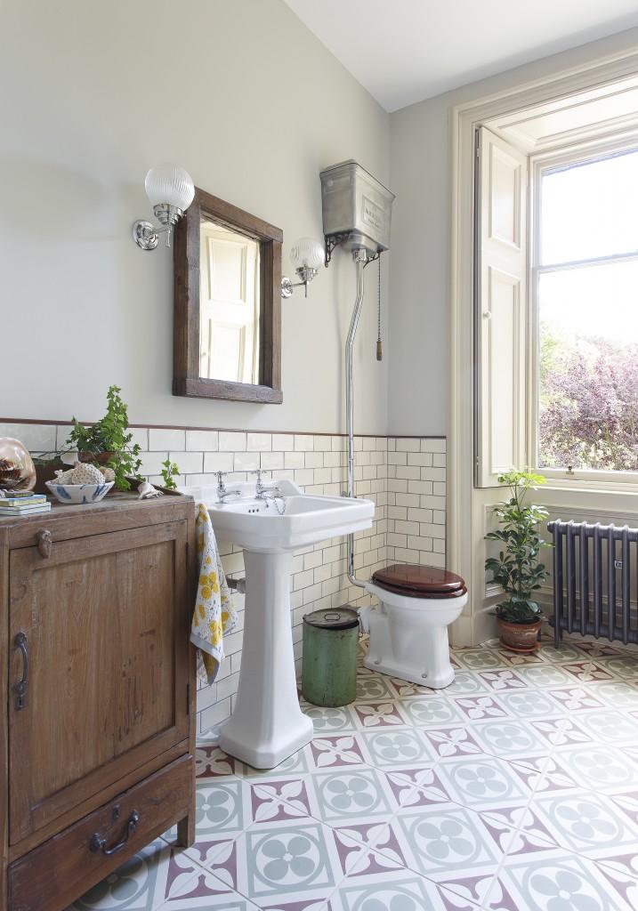 scaramanga vintage bathroom furniture