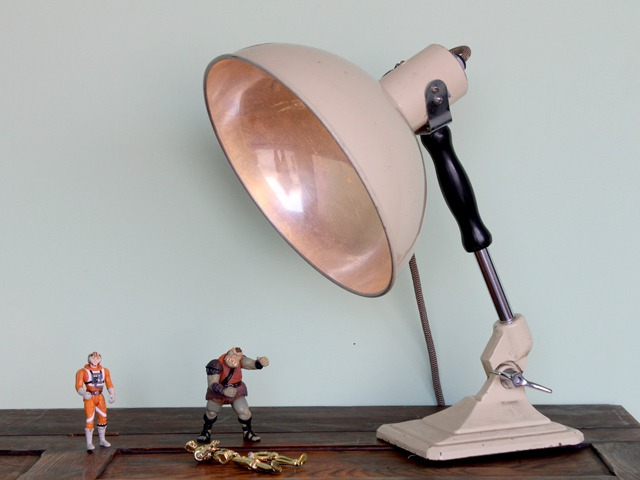 Vintage Table Lamp, £75