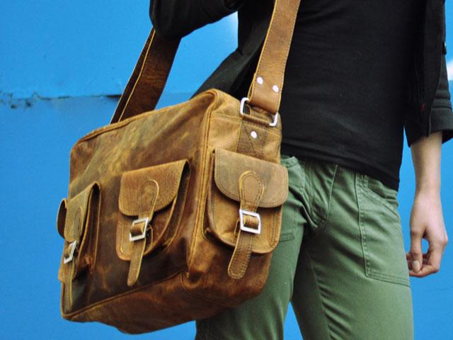 Classic Flight Style Baby Bag