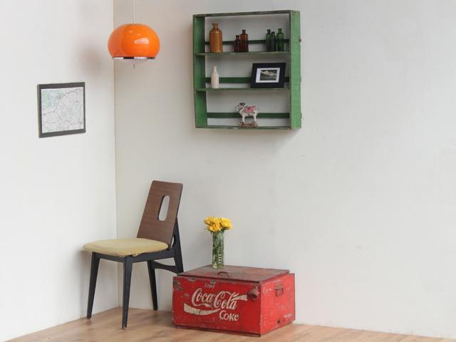 Green Wall Shelf, £120