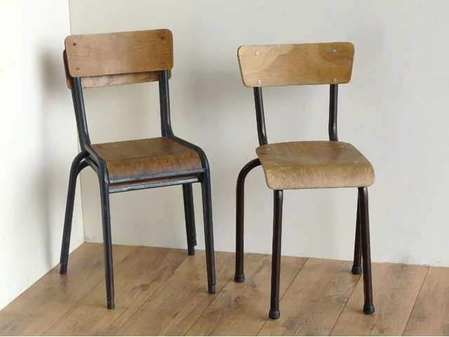 Old School Chairs, £60