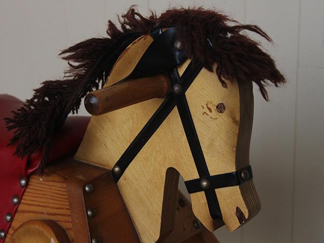 Vintage Rocking Horse, £150