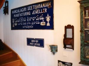 Vintage Home Accessories - A Scaramanga Shaving Mirror