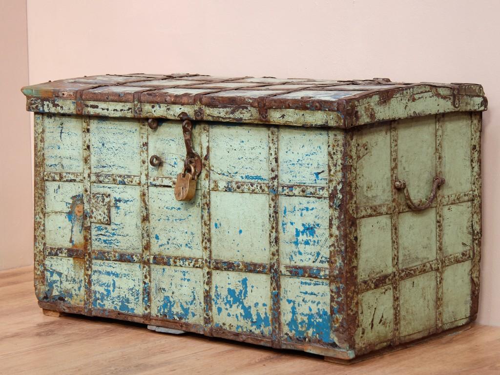 antique coffer