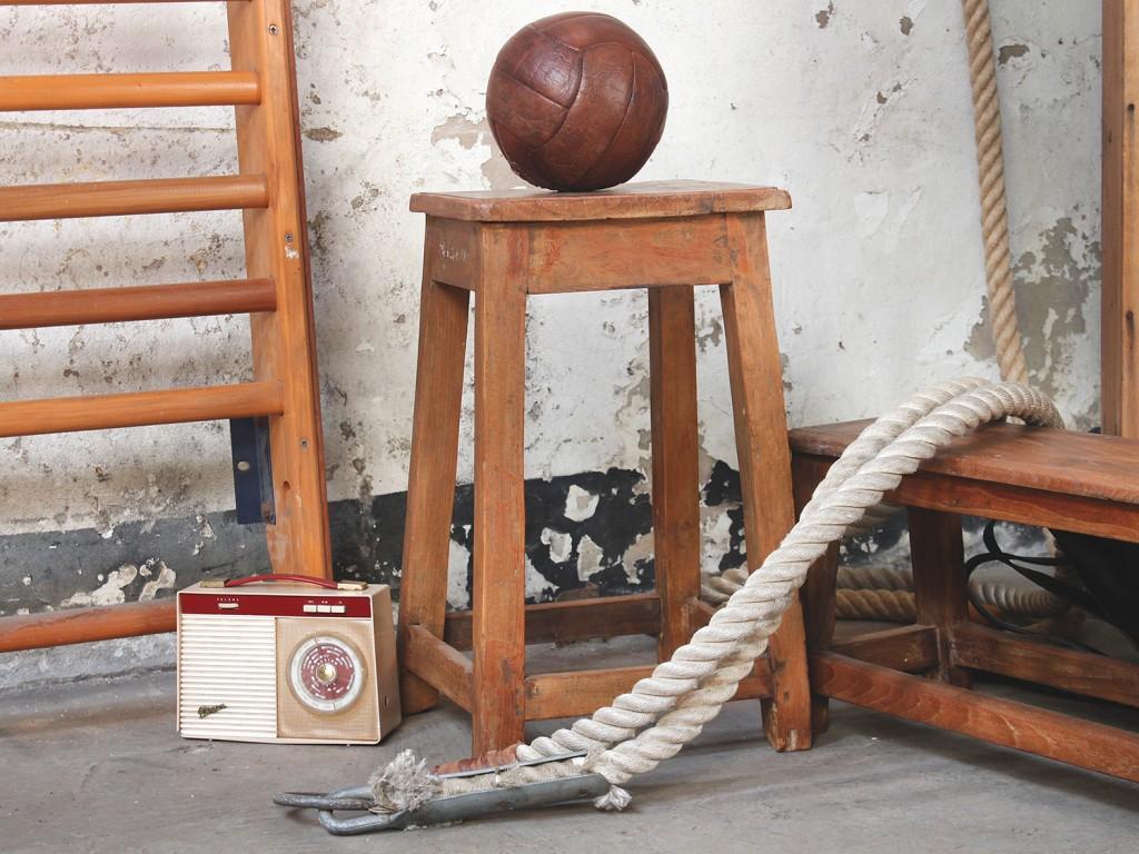 old school vintage furniture by scaramanga