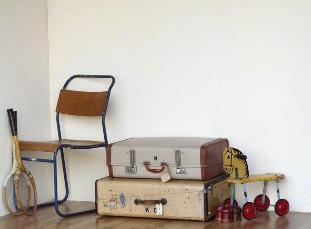 Vintage Suitcase, £70
