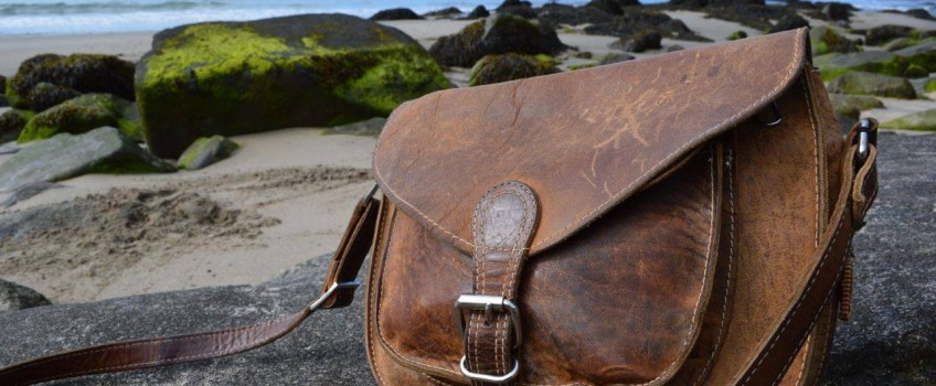 Bestselling Author & Illustrator Jackie Morris Reveals What's In Her Scaramanga Leather Saddlebag & Backpack