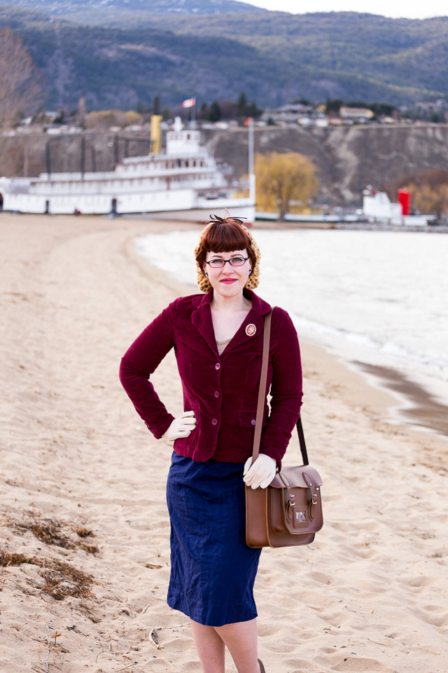 Jessica Cangiano of Chronically Vintage