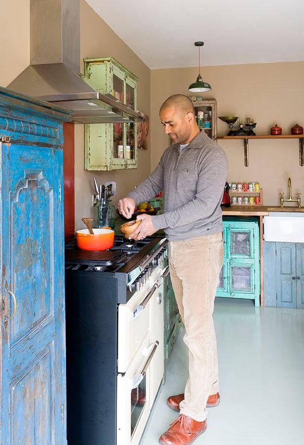 modern rustic kitchens