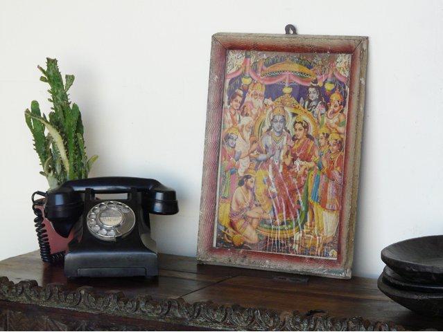 Original Vintage Indian Print, £65