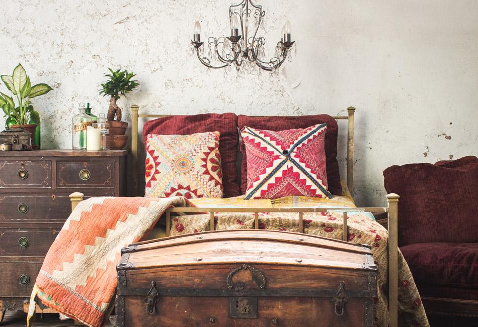 Victorian bedroom interior design
