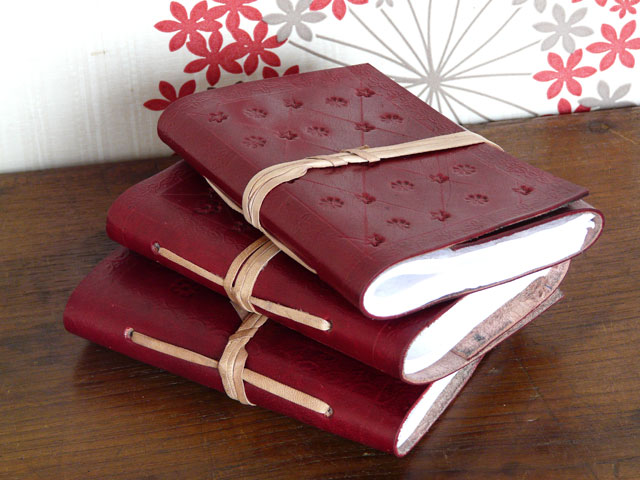Red Leather Journal, £6.75