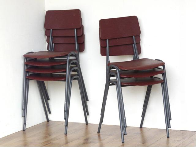 Remploy Retro School Chairs, £65 per pair