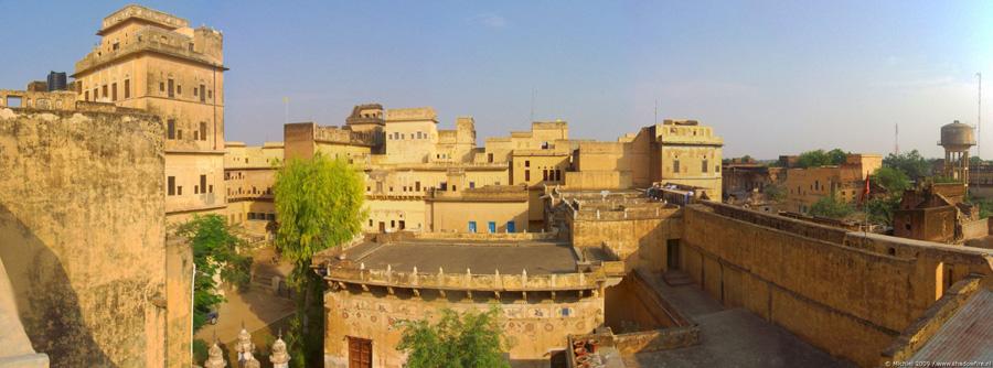 Mahensar Fort, Mahensar