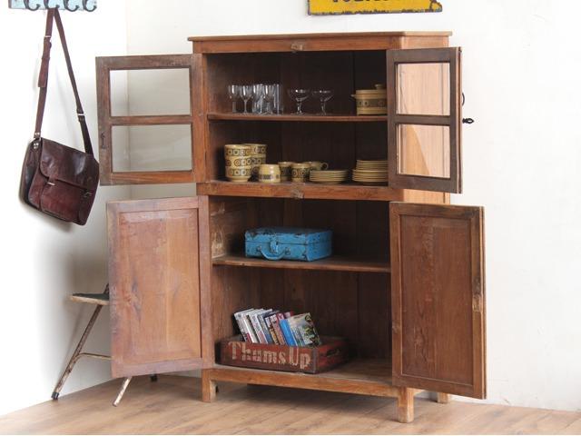 Teak Display Cabinet, £850