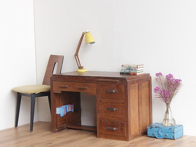 Art Deco Office Desk, £400